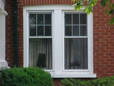 Double Hung Tilt Windows